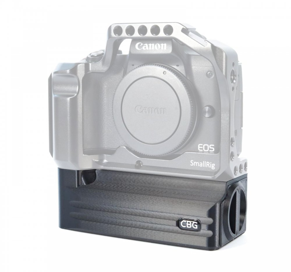 Battery Add-On for Canon EOS M50 SmallRig 2168B Cage
