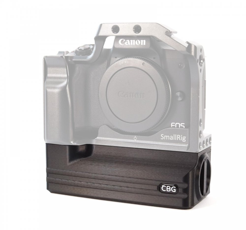 Battery Add-On for Canon EOS M50 SmallRig Cage