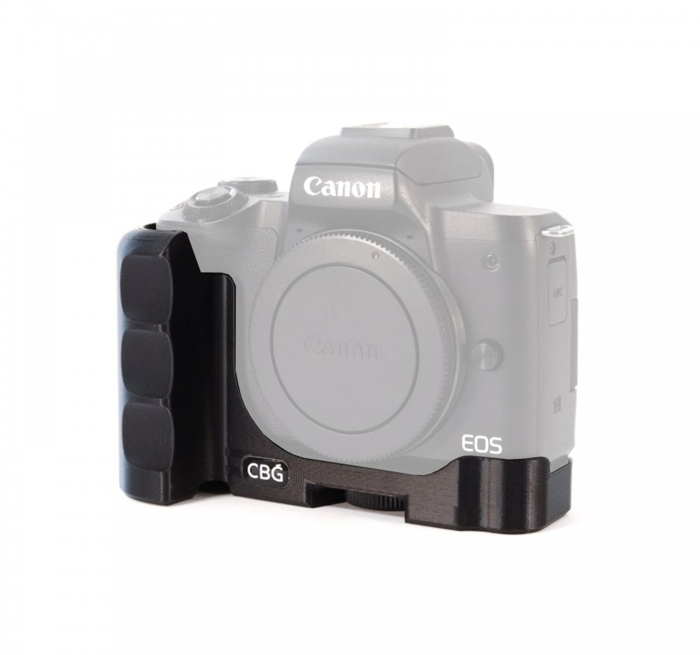 Extension Grip for Canon EOS M50