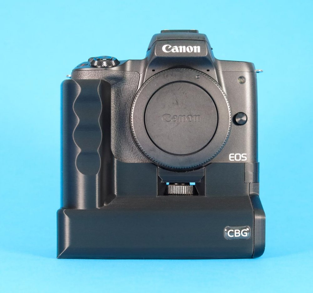 Classic Battery Grip for Canon EOS M50