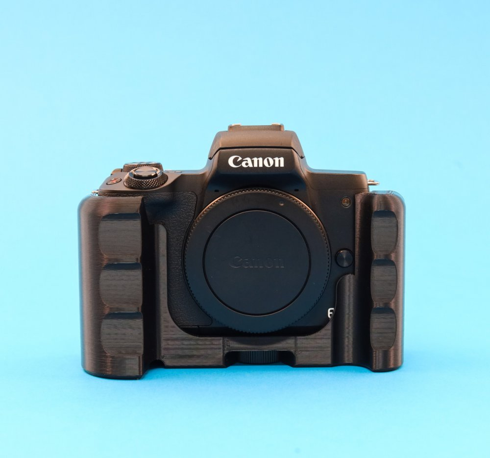 Canon EOS M50 Double-Sided Grip