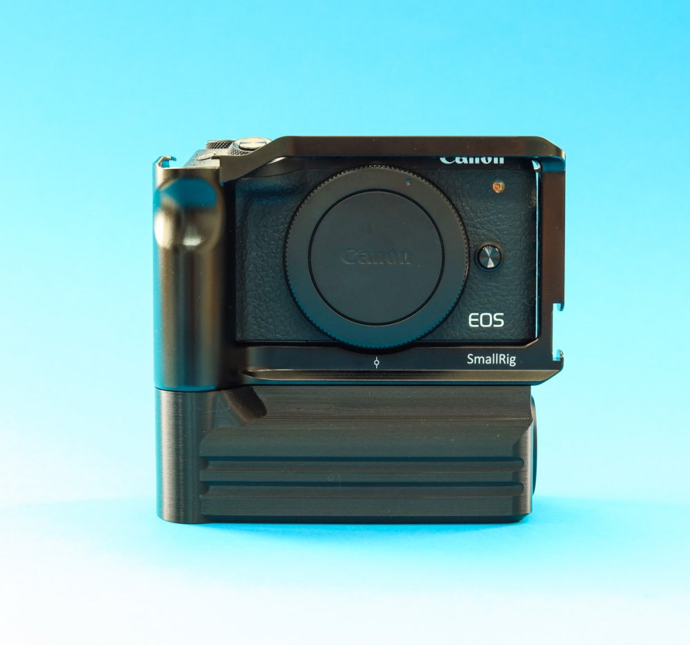 Battery Add-On for Canon EOS M6 mark II SmallRig Cage