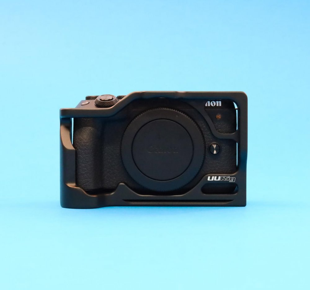 UURig Cage for Canon EOS M6 Mark II