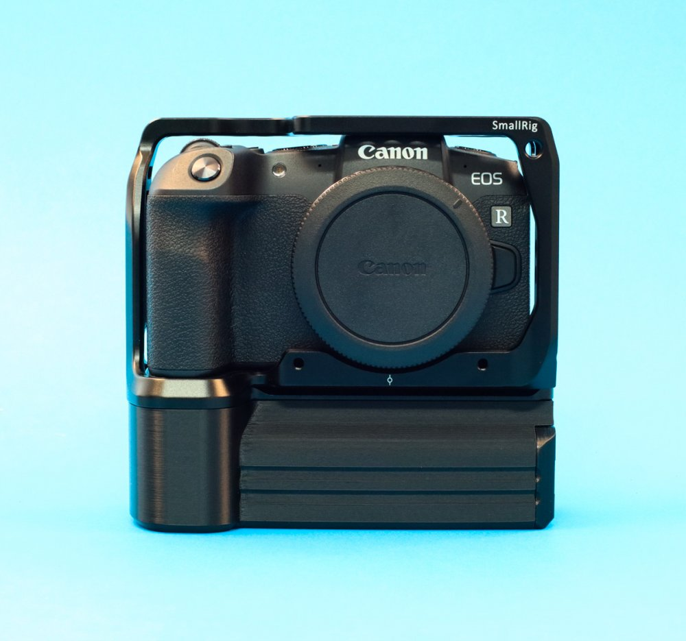 Canon EOS RP SmallRig Cage Battery Add-On