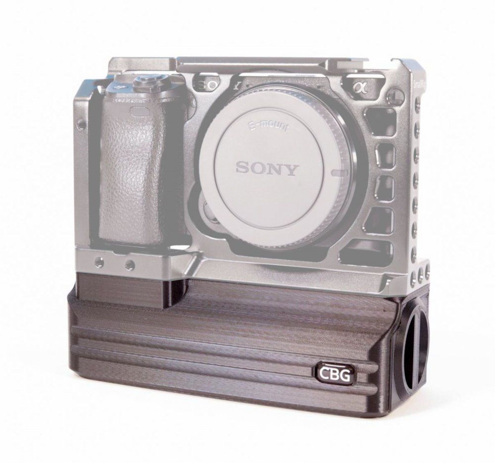 Cage Battery Add-On for SmallRig 1661 Sony A6000 A6300 A6400 A6500 Cage