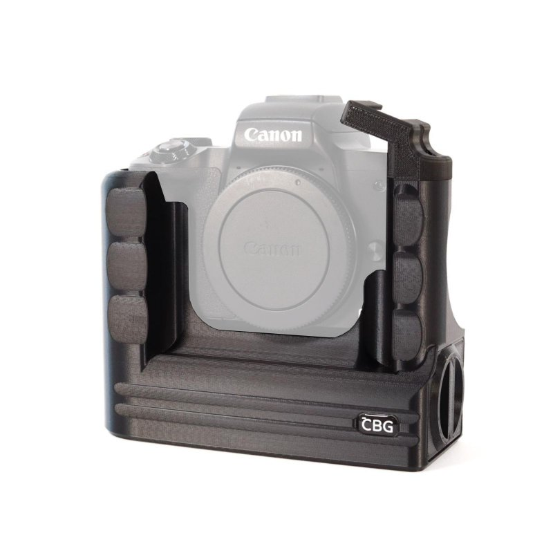 Extended Battery Grip for Canon EOS M50