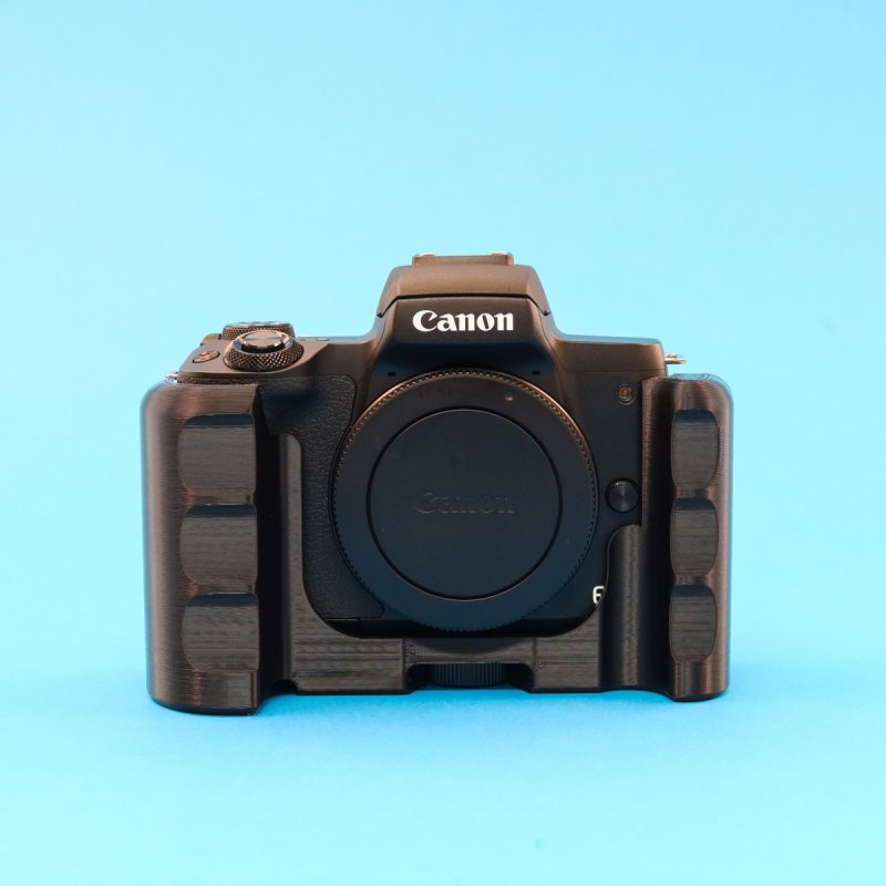 Double-Sided Grip for Canon EOS M50