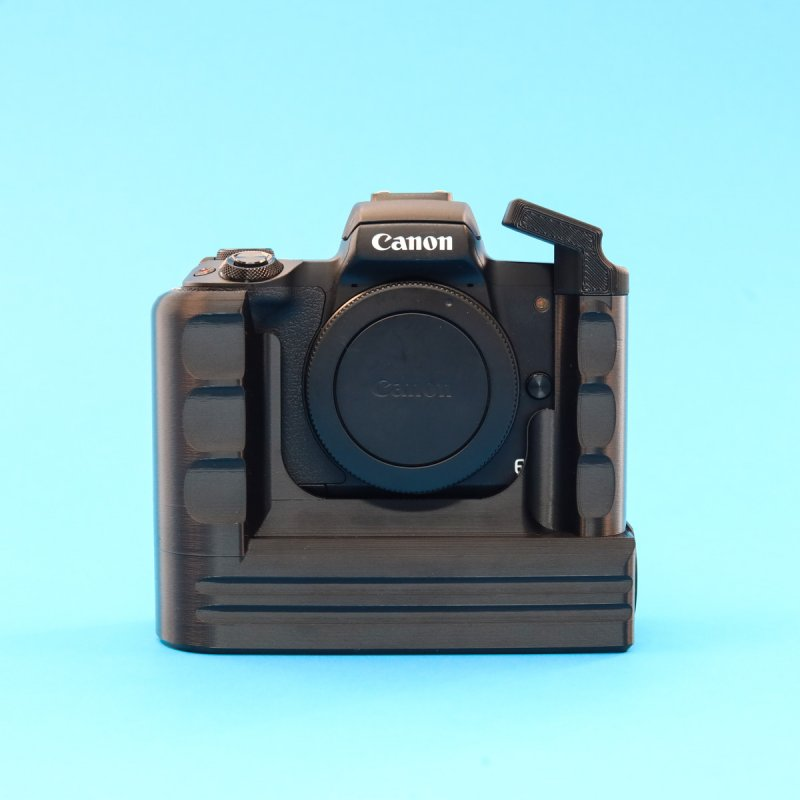 Canon EOS M50 Extended Battery Grip