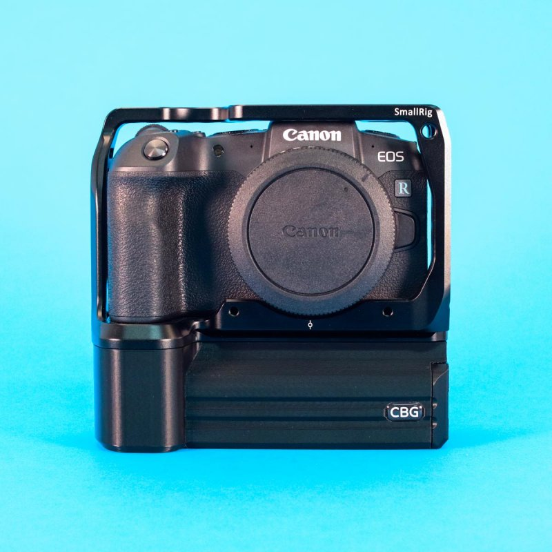 Battery Add-On for Canon EOS RP SmallRig Cage