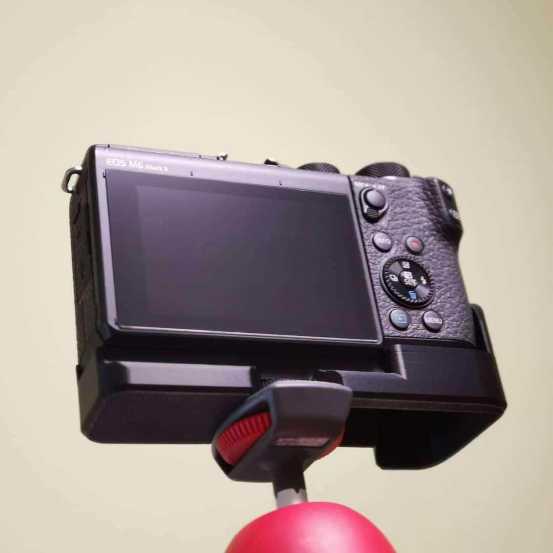 Canon EOS M6 mark II Extension Grip