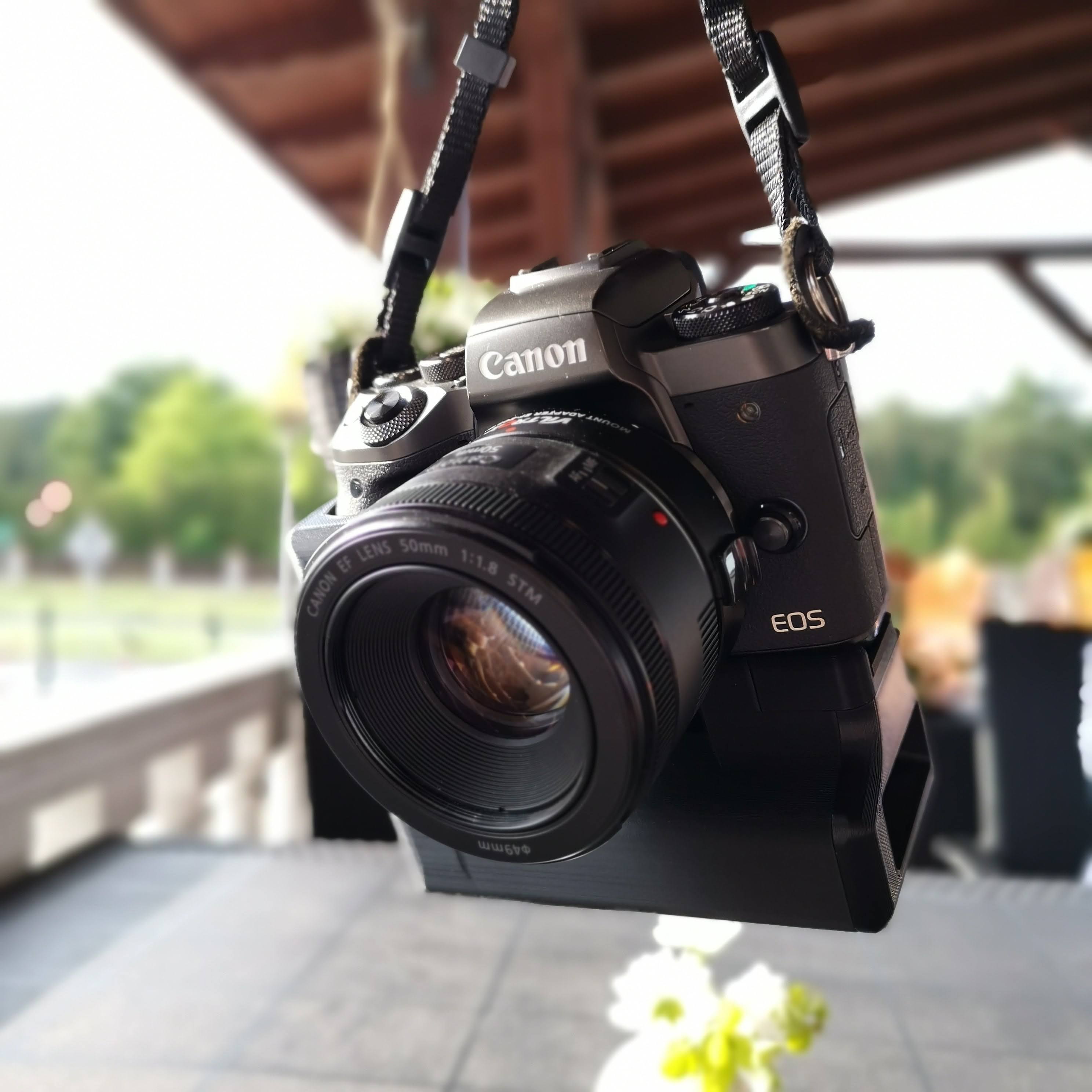 Is Canon EOS M5 aleady considered as a vintage style cam?