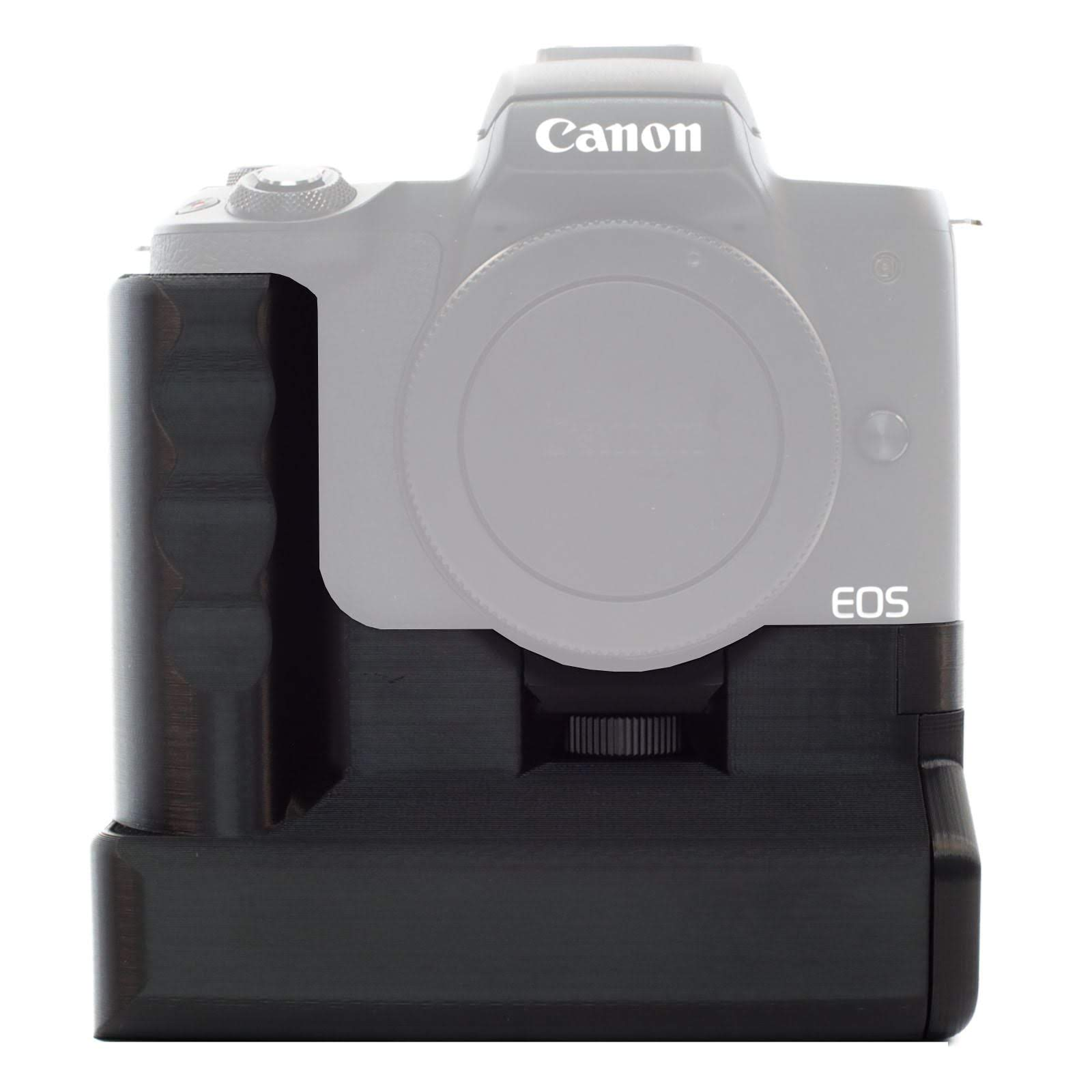 Battery Grip for Canon EOS M50 by CustomBatteryGrips available @ our online store